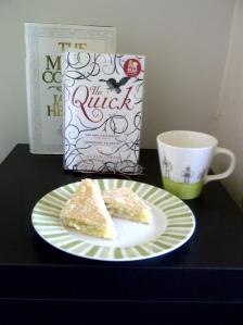 apple slice & a cuppa